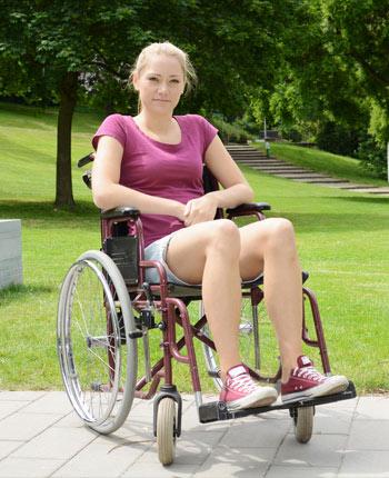 Inklusion - Studium mit Handicap
