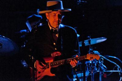 Bob Dylan Literaturnobelpreis