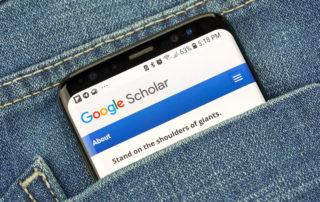 Google Scholar im Studium